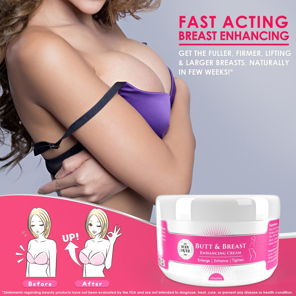 Skincare products Enhancing Breast Cream
